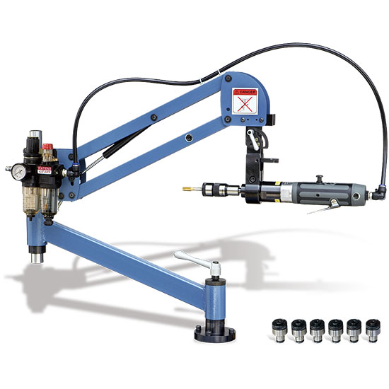 Universal Pneumatic Tapping Machine GT-10-12-16HS Series