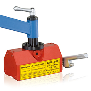 Optional Accessories of Tapping Machine Portable Permanent Magnetic Base GPL-300 / GPL-600